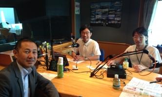 FM横浜「ヨコハマウォカーラジオ」でデジサーフが紹介されました!