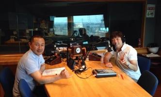 FM横浜「MORNING STEPS」でデジサーフが紹介されました!