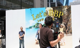 SHIMBASHI BBPがNHK,テレビ東京で放送されました。