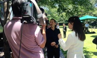 テレビ東京「ワールドビジネスサテライト」で放送されました。
